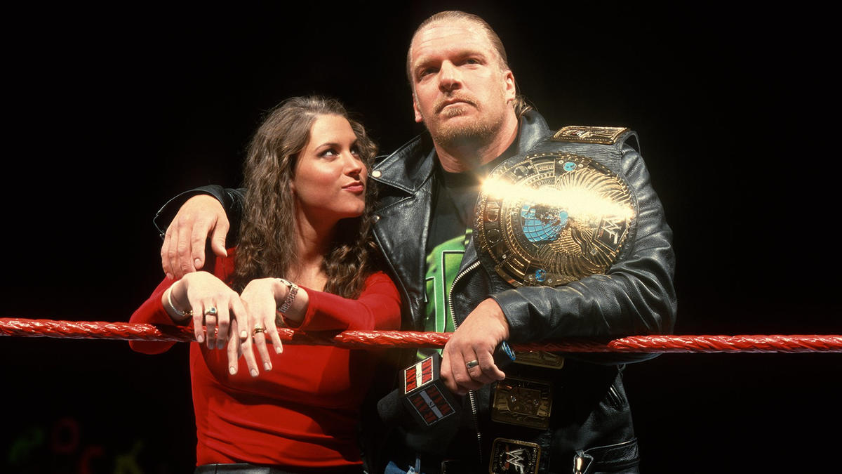 WWE Couple Triple H And Stephanie McMahon Celebrate 17th Marriage Anniversary 7