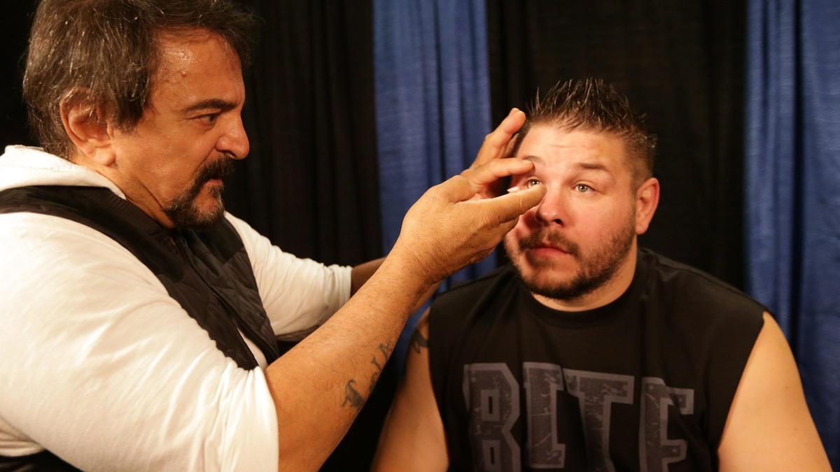 WWE Zombies Kevin Owens Figure