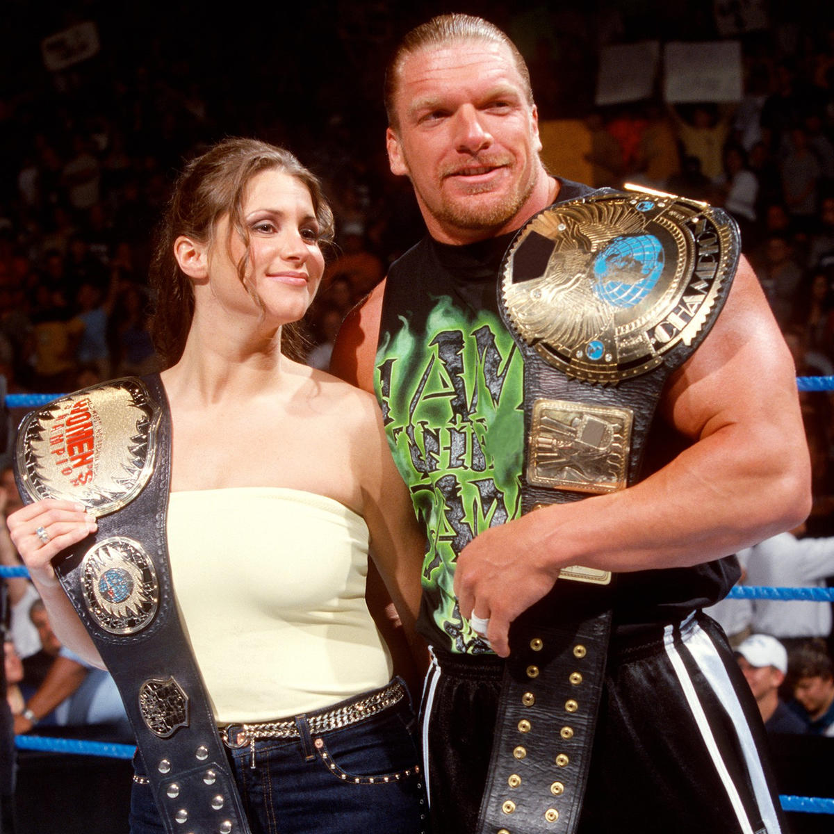 WWE Couple Triple H And Stephanie McMahon Celebrate 17th Marriage Anniversary 6