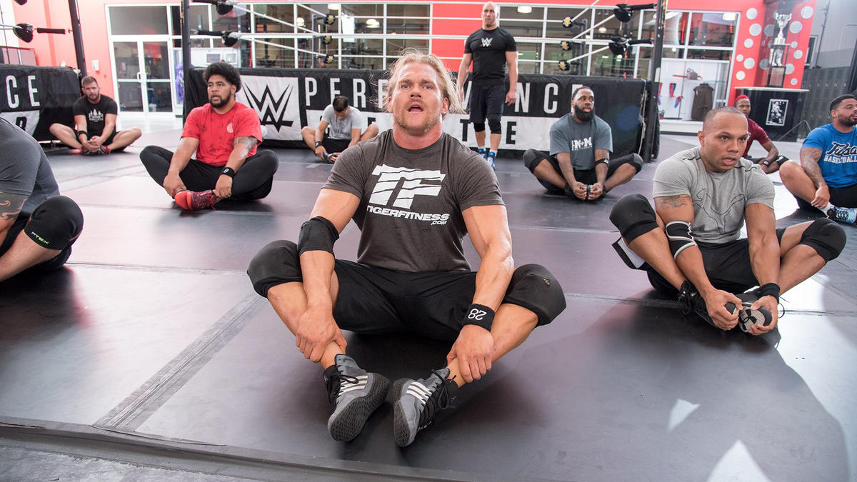 WWE Performance Center tryout, October 2017: photos | WWE
