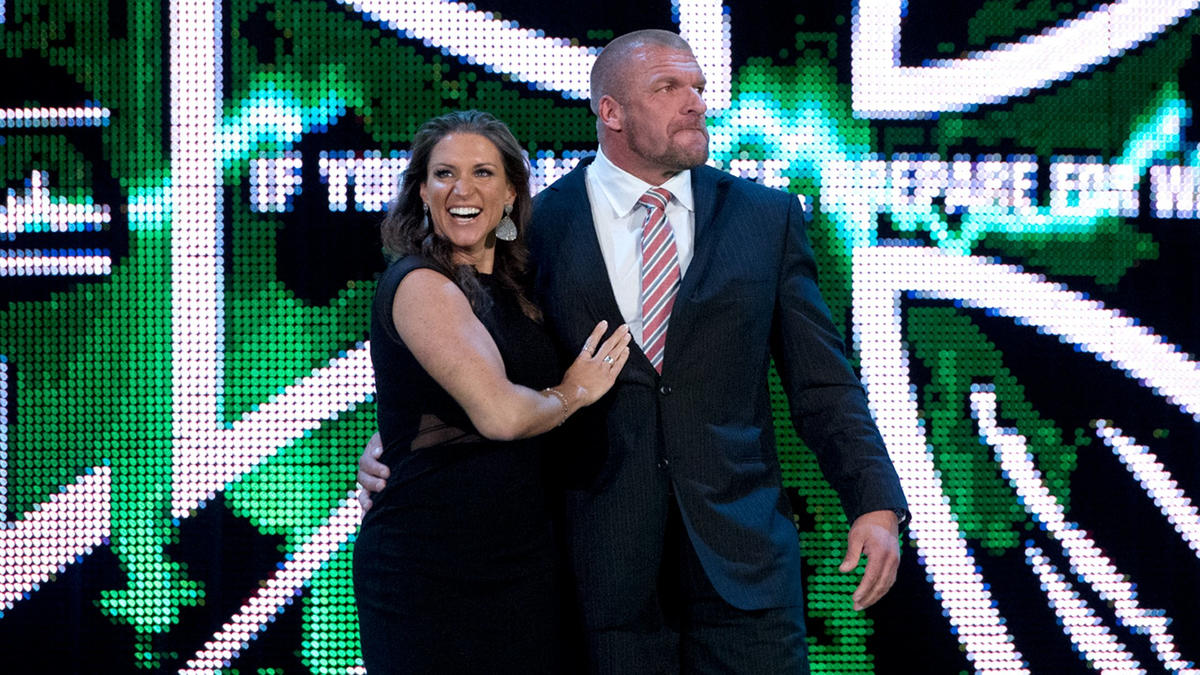 WWE Couple Triple H And Stephanie McMahon Celebrate 17th Marriage Anniversary 5