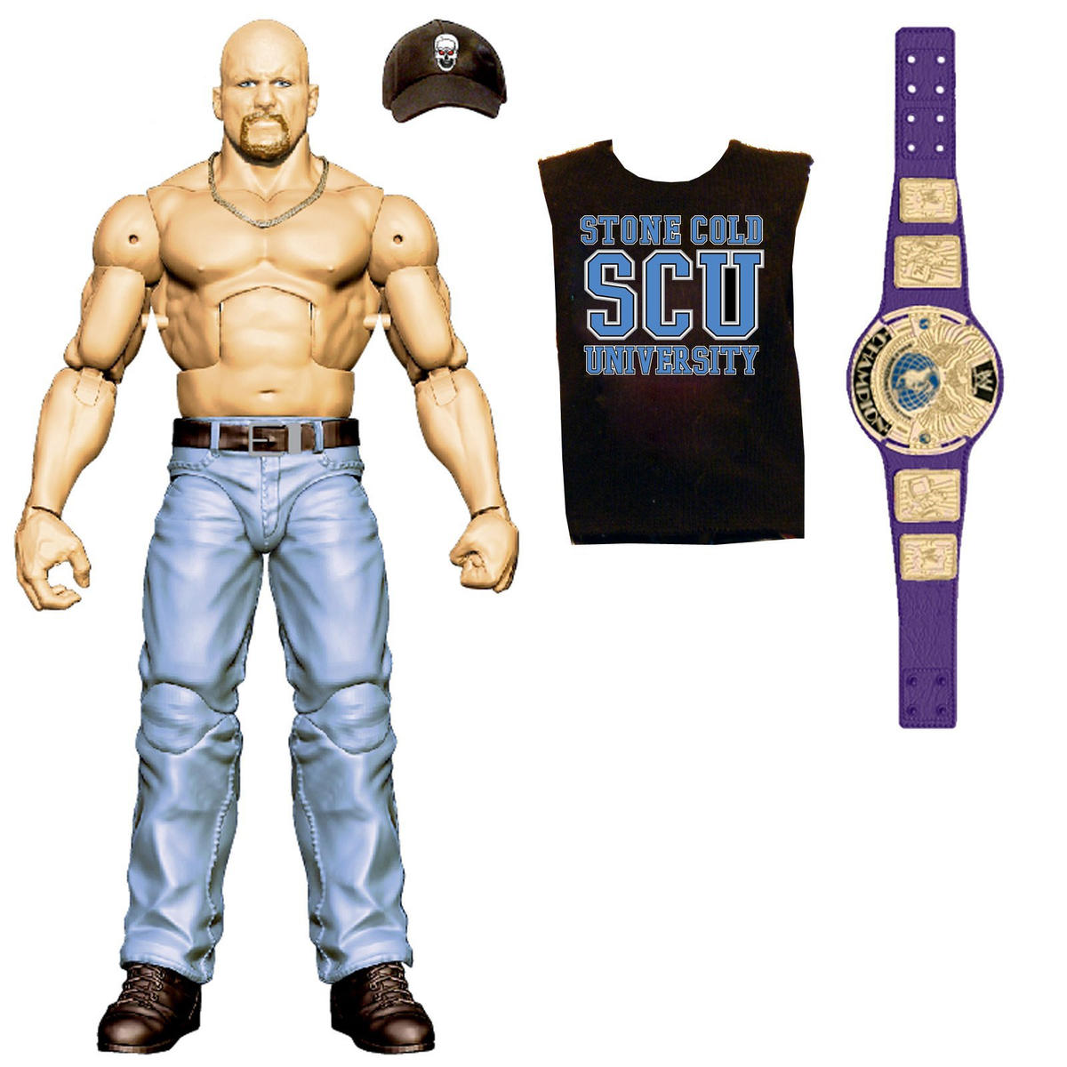 """Stone Cold"" Steve Austin (Amazon exclusive)"