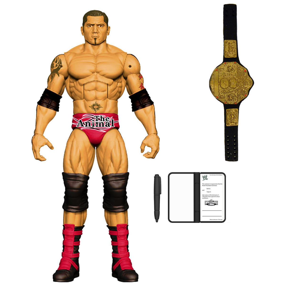 Hall of Champions Batista (Target exclusive)