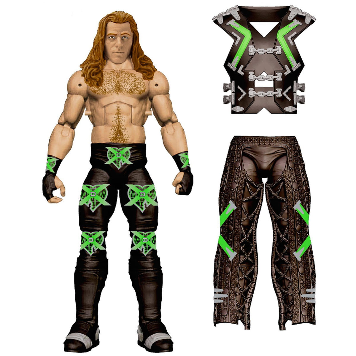 Shawn Michaels (Ringside Collectibles exclusive)