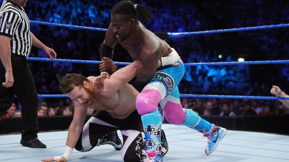 Top Raw Star Pulled From Men's WWE Royal Rumble Match