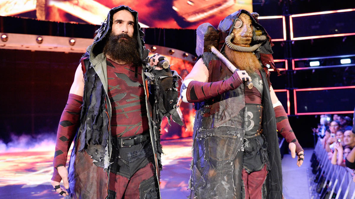 Harper & Rowan are all business as they prepare to take on The Hype Bros.