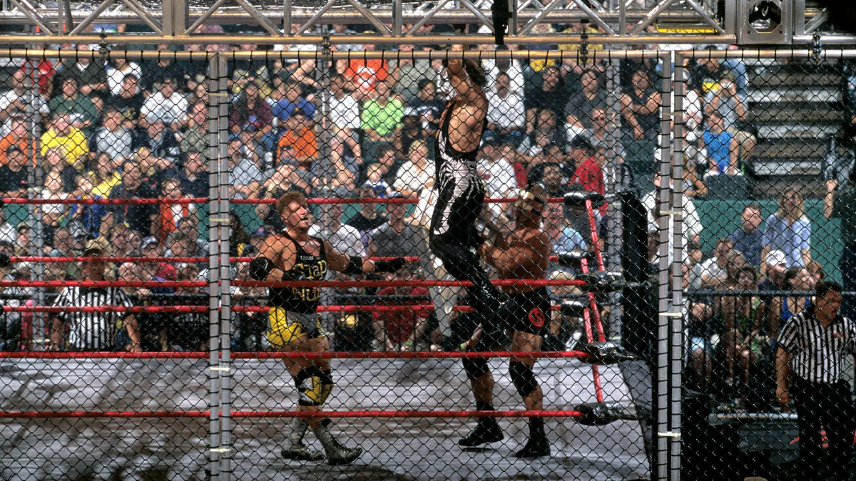 The complete history of WarGames | WWE