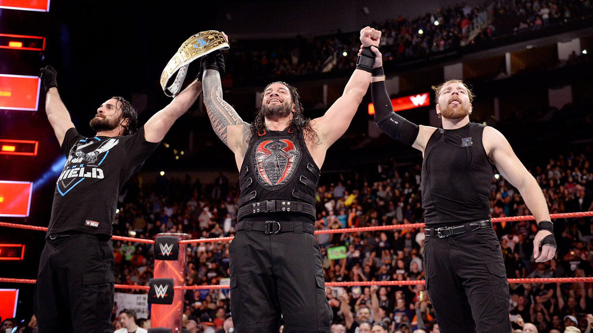 ... and The Hounds of Justice stand tall as Raw concludes.