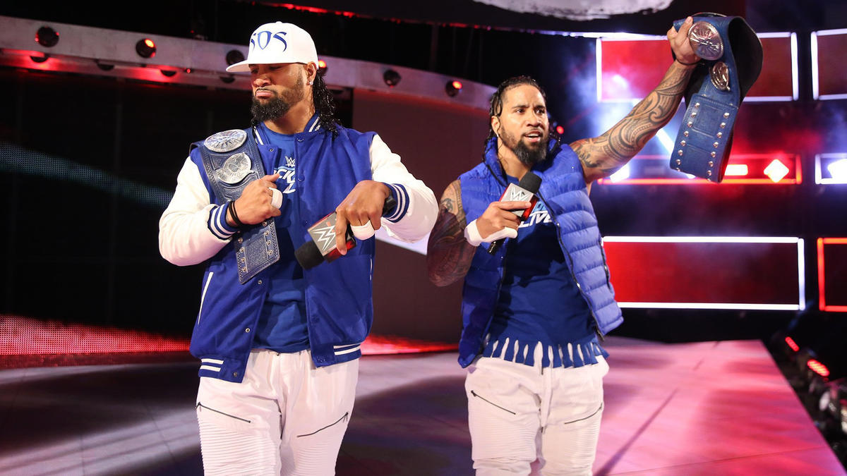 Image result for The Usos vs. The Bar