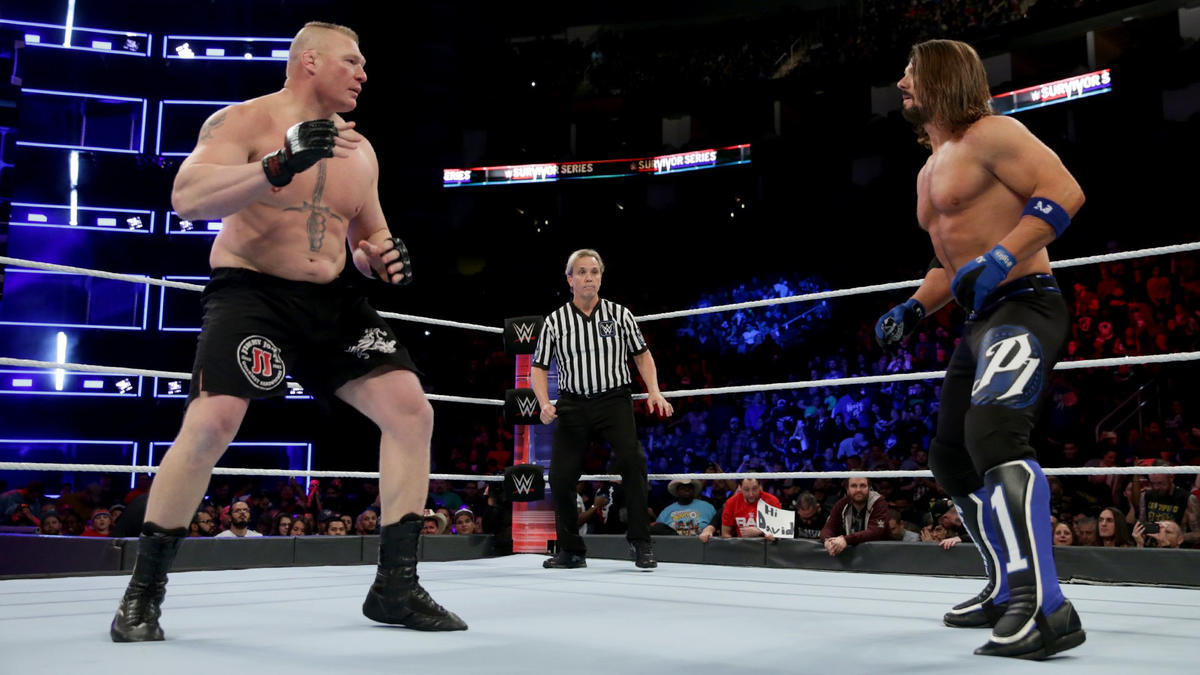 AJ Styles On Why Historic WWE Title Reign Ended On Smackdown 2