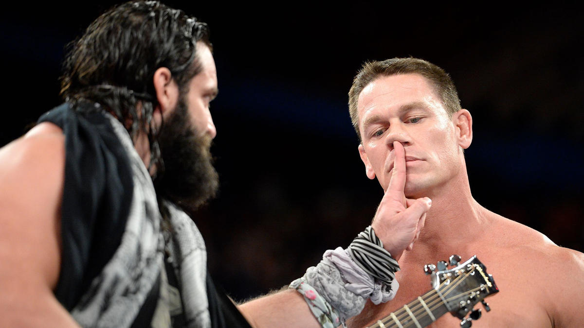 John Cena vs. Elias: photos | WWE