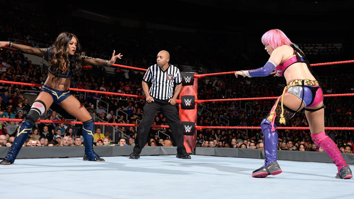Image result for asuka vs alicia fox