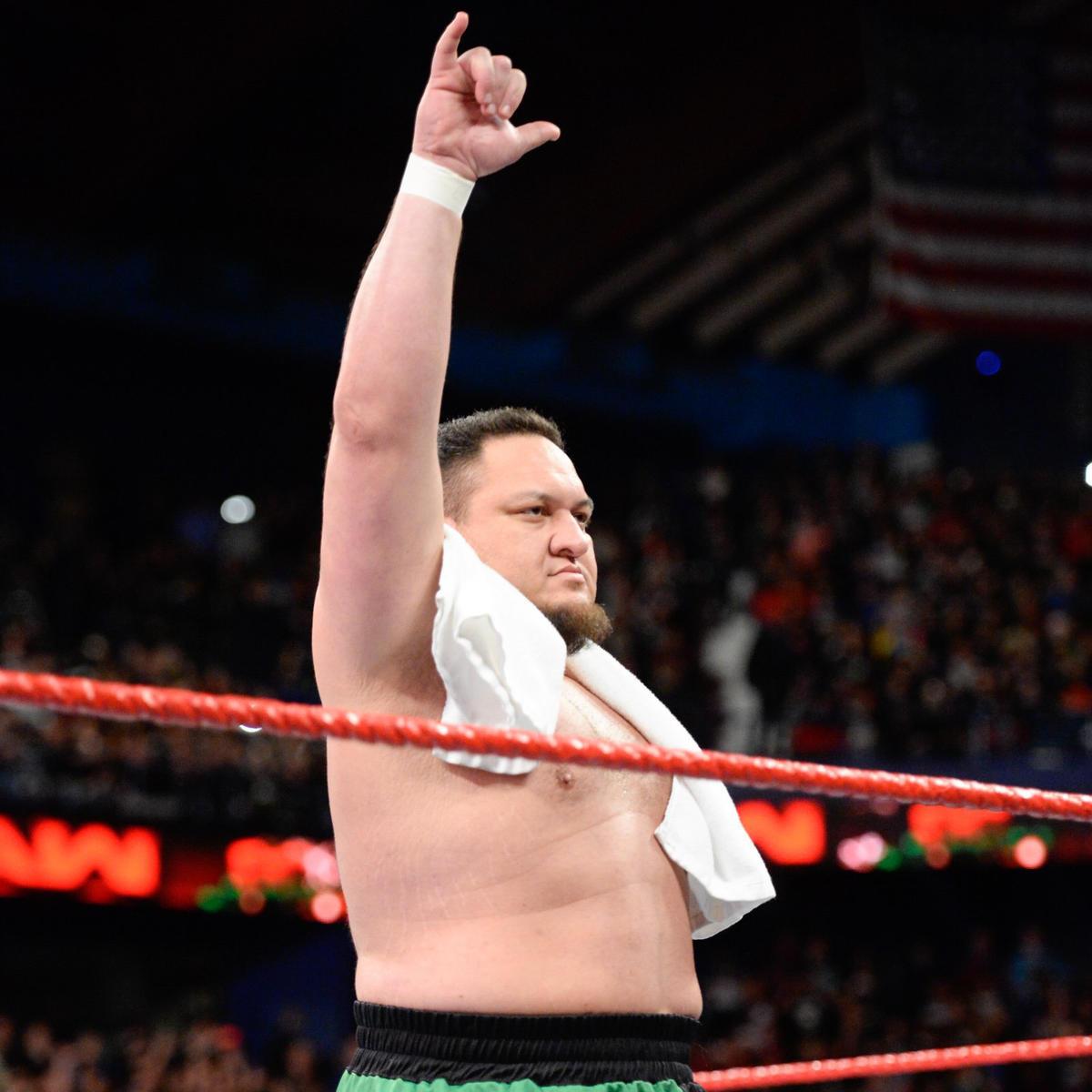 Resultado de imagen para samoa joe WWE