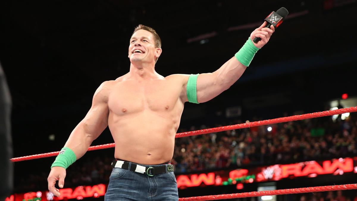 John Cena Called Himself Selfish Over WWE Wrestlemania 37 Appearance 1