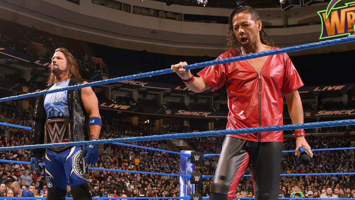 Per Daniel Bryan, the tag team match will indeed go down tonight!