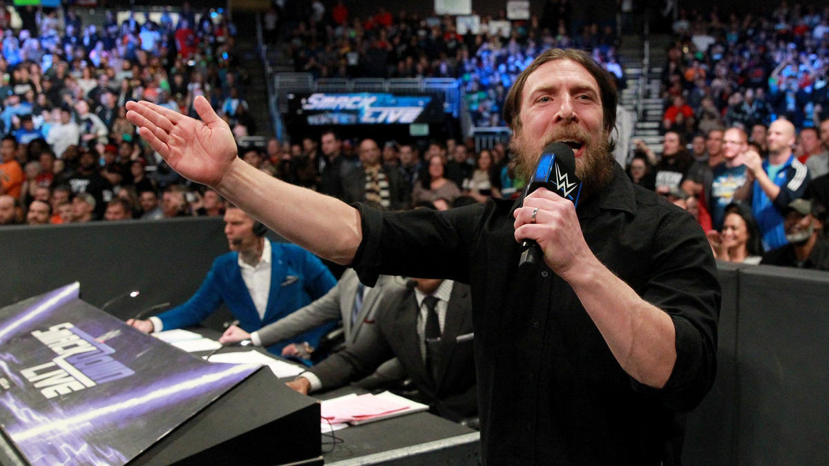 To the amazement of all, Bryan agrres with the statement and puts WWE SJ Styles in a Handicap Match against both Owens and Zayn at Royal Rumble.