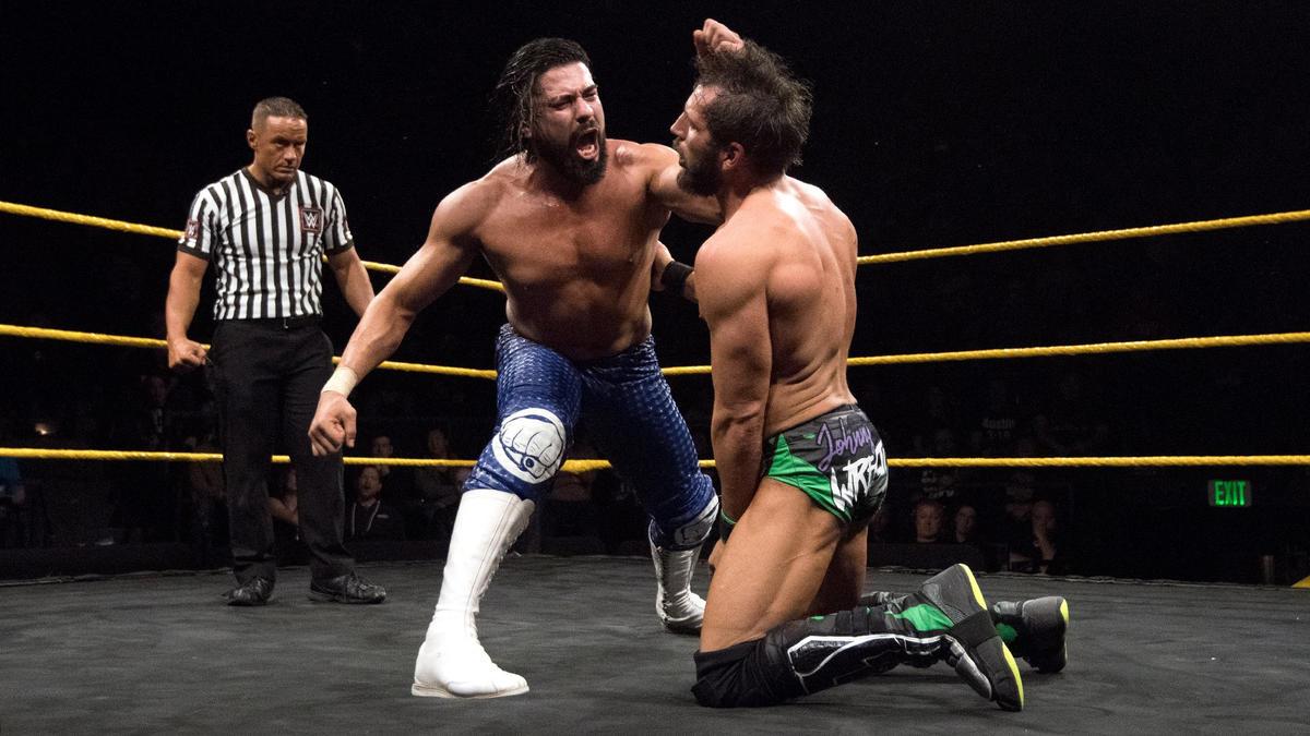 WWE NXT 21.02.2018