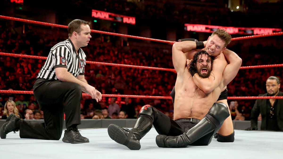 WWE Monday Night Raw 02/26/2018 Results