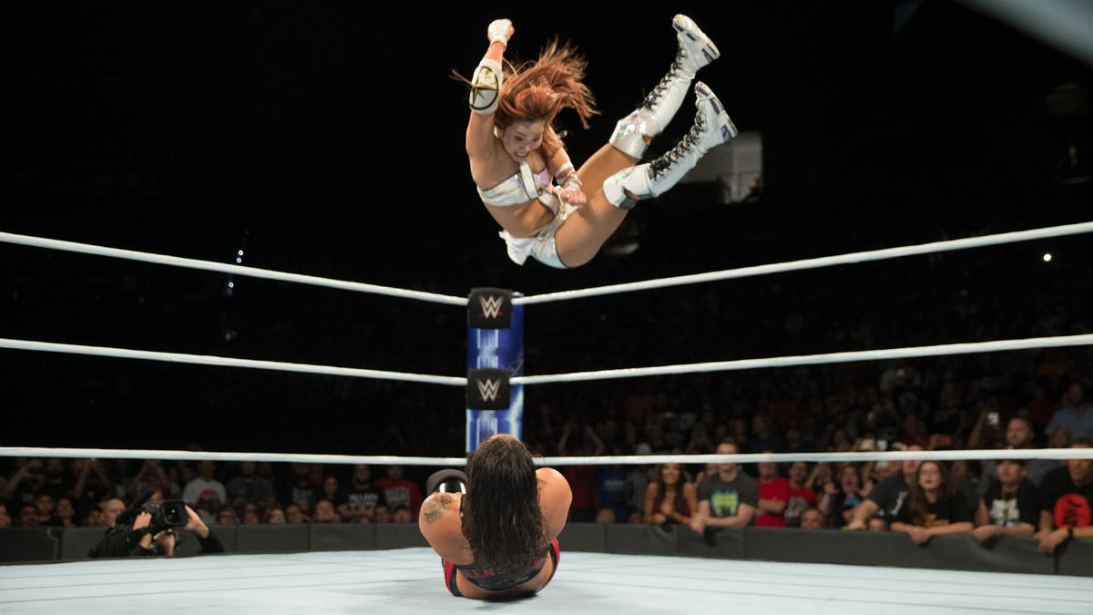 Sane and Baszler faced off in a memorable and compelling showdown in the final round of the inaugural Mae Young Classic, each becoming stars in the process.