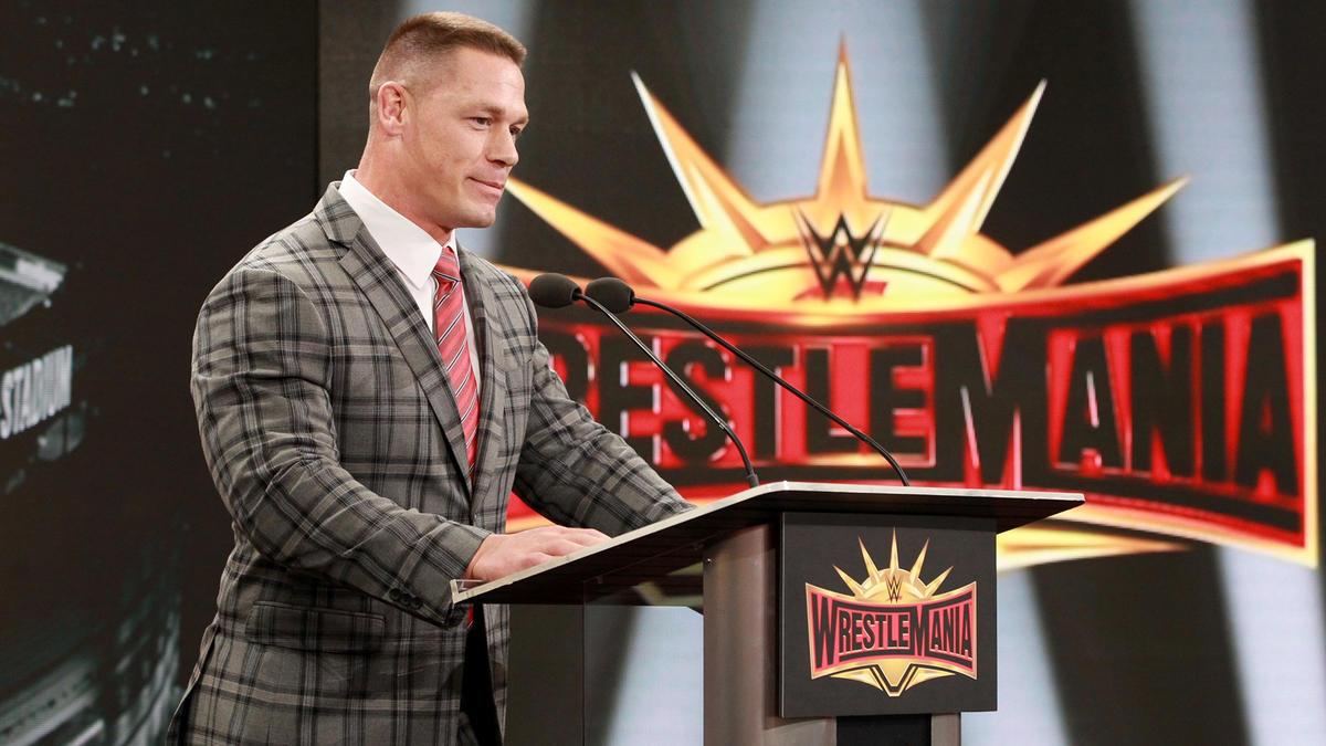 Vince McMahon z nowym przydomkiem dla Johna Ceny, co może nas czekać podczas WrestleManii 35?