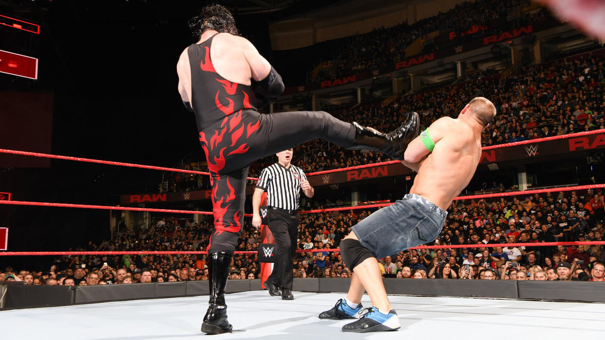 John Cena vs. Kane: photos | WWE