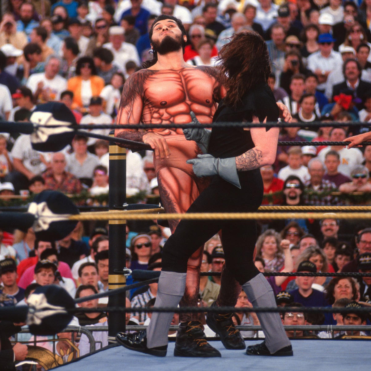 The Undertaker's 101 pay-per-view wins: photos | WWE