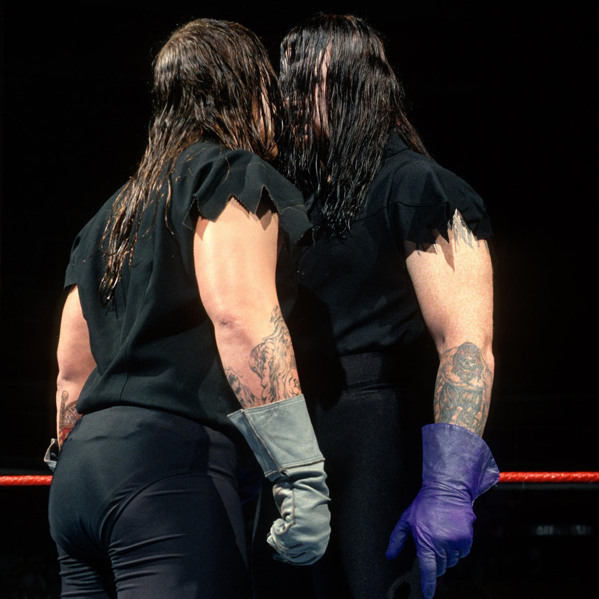 30 Memories Of The Undertaker