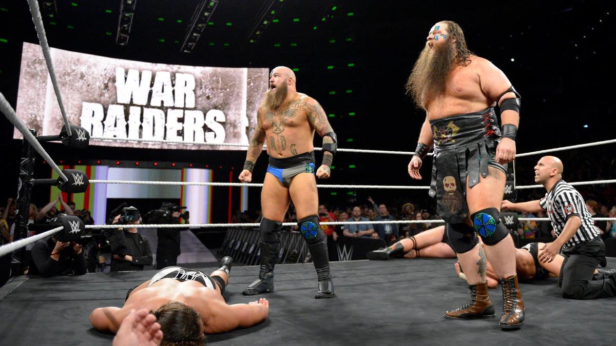 WWE NXT 11.04.2018