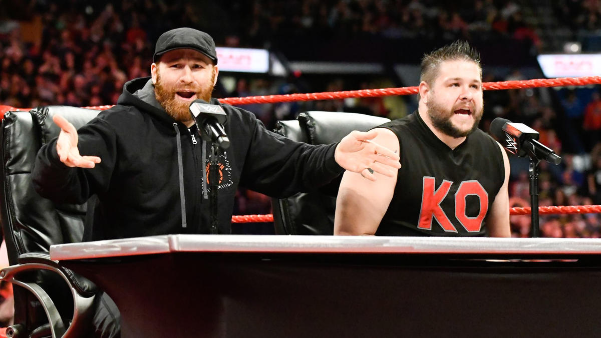 Sami Zayn promises it will be the hottest interview show on WWE.
