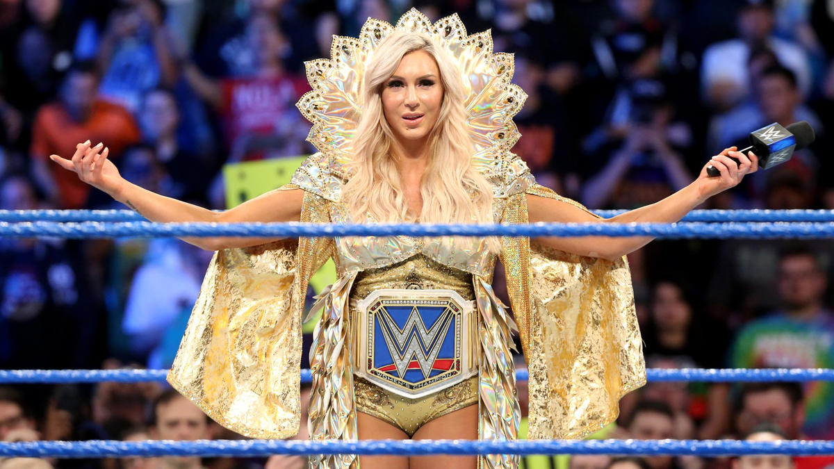 Why Charlotte Flair's Latest WWE Title Run Lasted Only 24 Hours 47