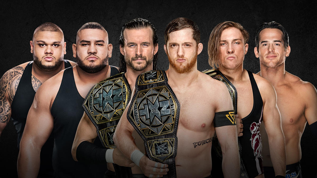Official NXT TakeOver: New Orleans Discussion Thread ...
