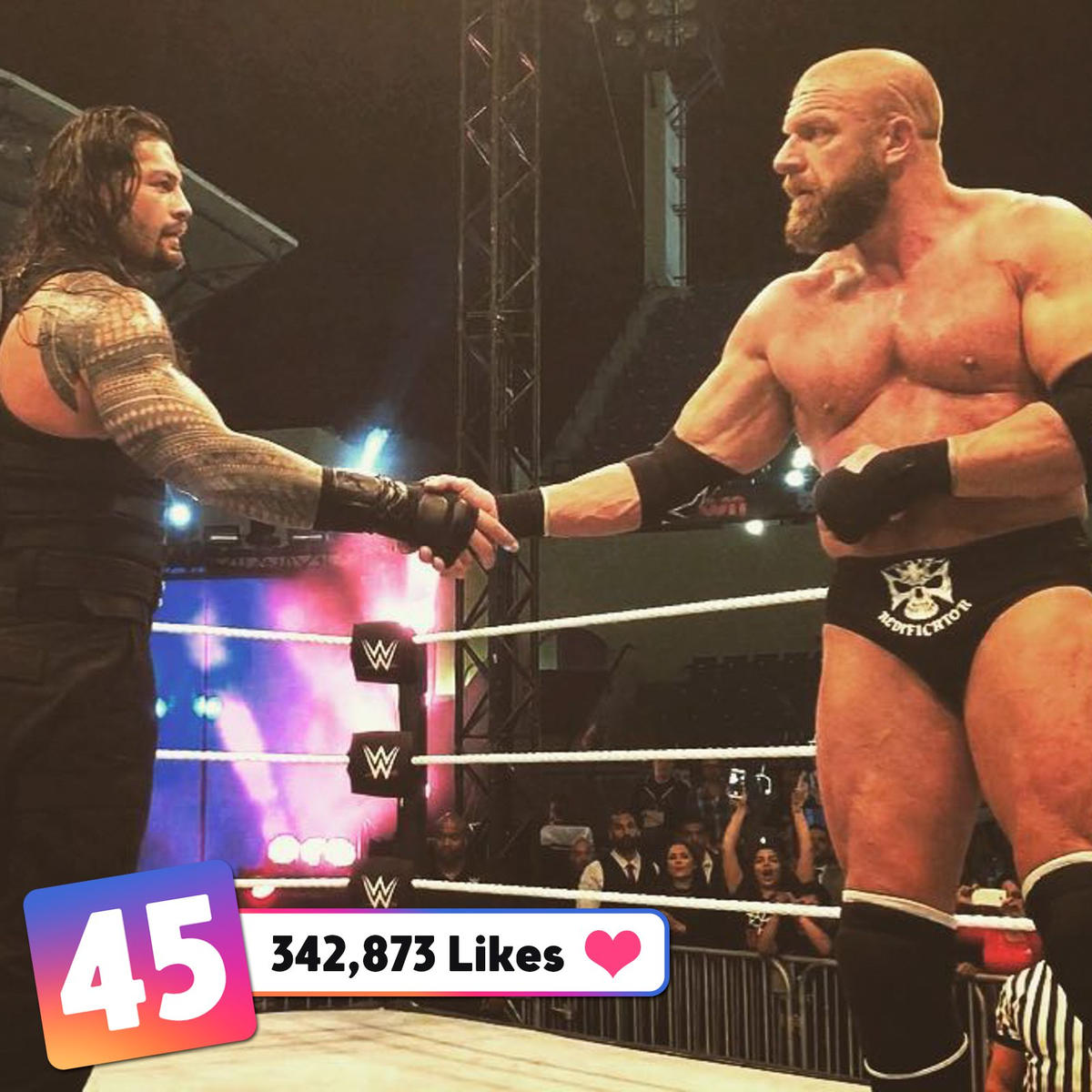 The 50 most liked WWE Instagram posts ever!: photos | WWE
