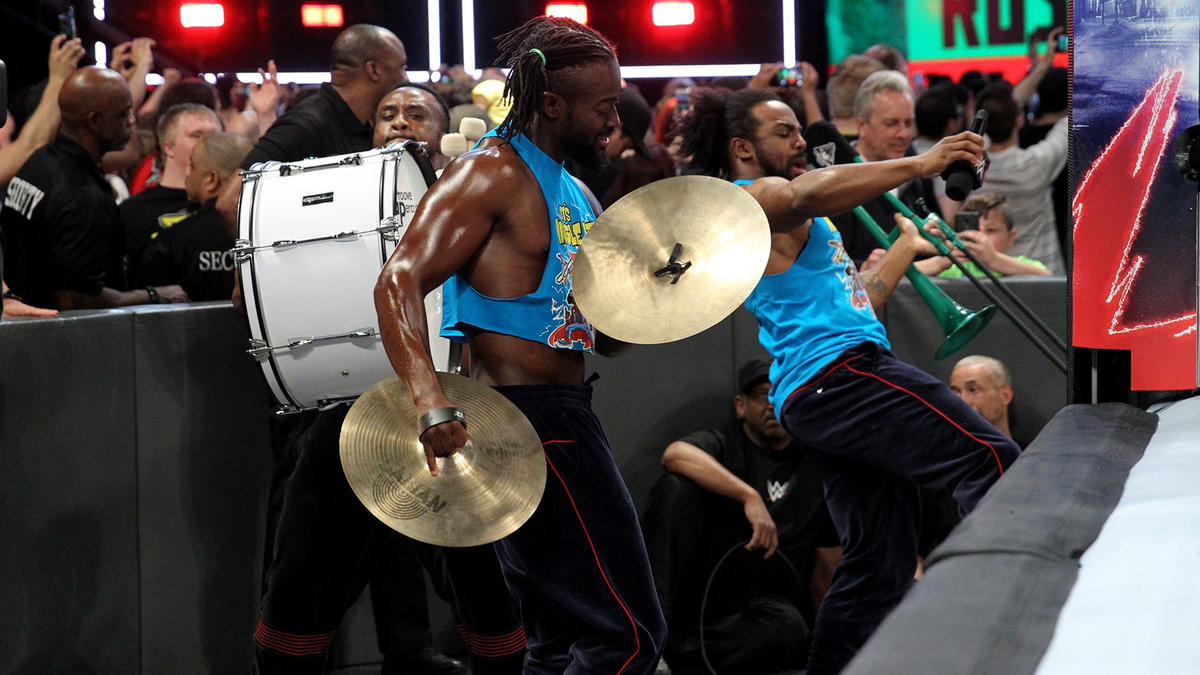 ... but The New Day hit the scene!