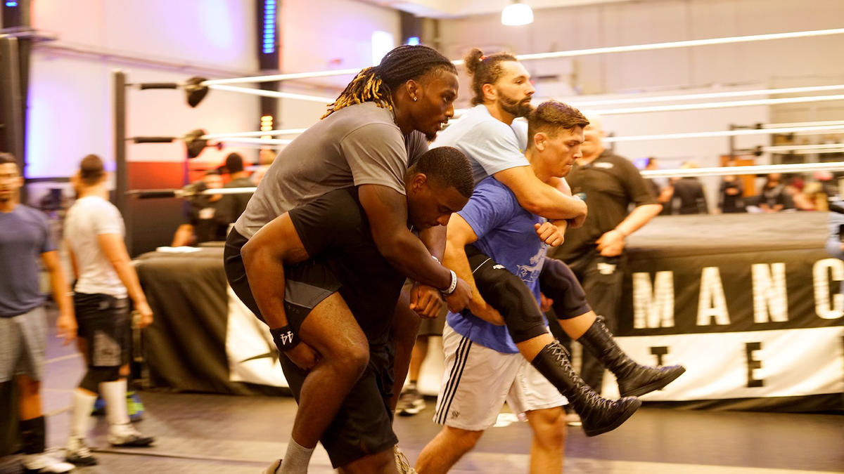 WWE Performance Center tryout, June 2018: photos   WWE