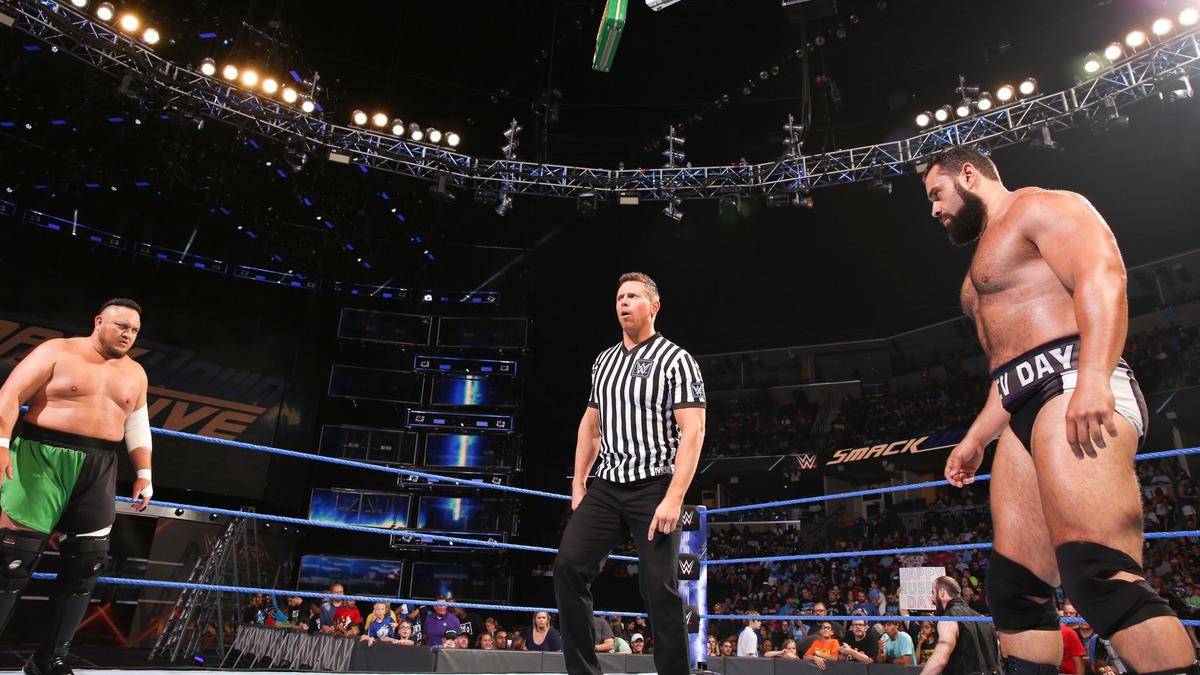 WWE SmackDown LIVE: 12.06.2018