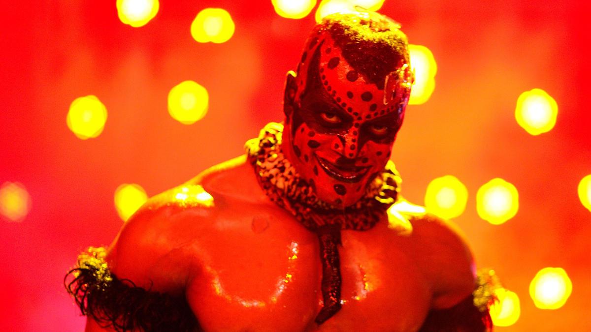The many creepy faces of The Boogeyman: photos | WWE