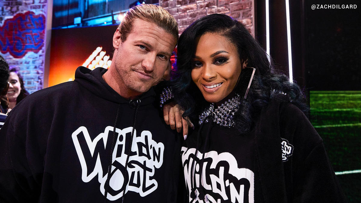 """5debce8a8 Dolph Ziggler joins Nick Cannon on MTV's """"Wild 'N Out"""": photos 