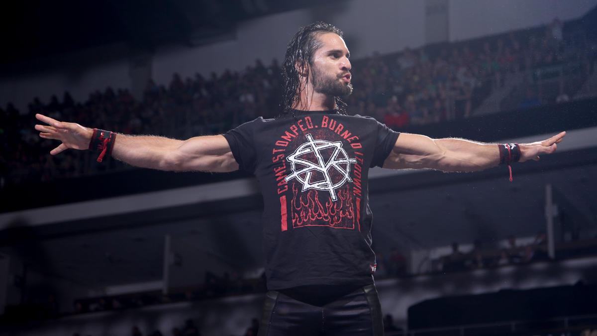 Roman Reigns & Seth Rollins vs  Dolph Ziggler & Drew
