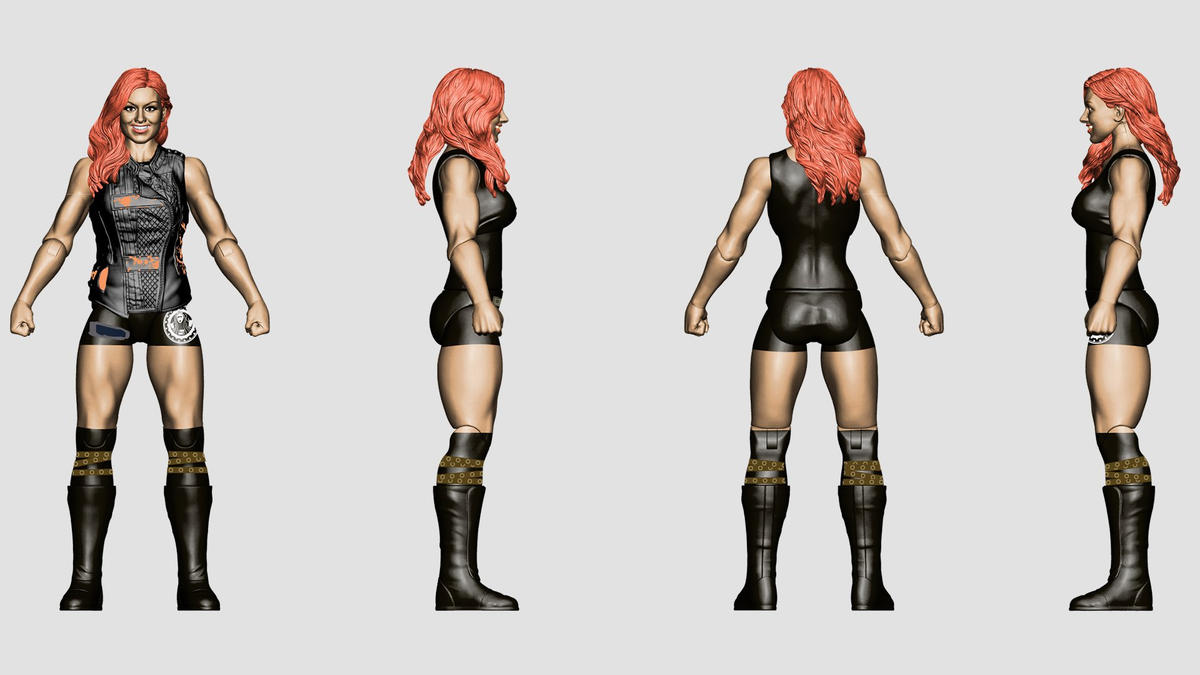 Becky Lynch (Battle Pack)