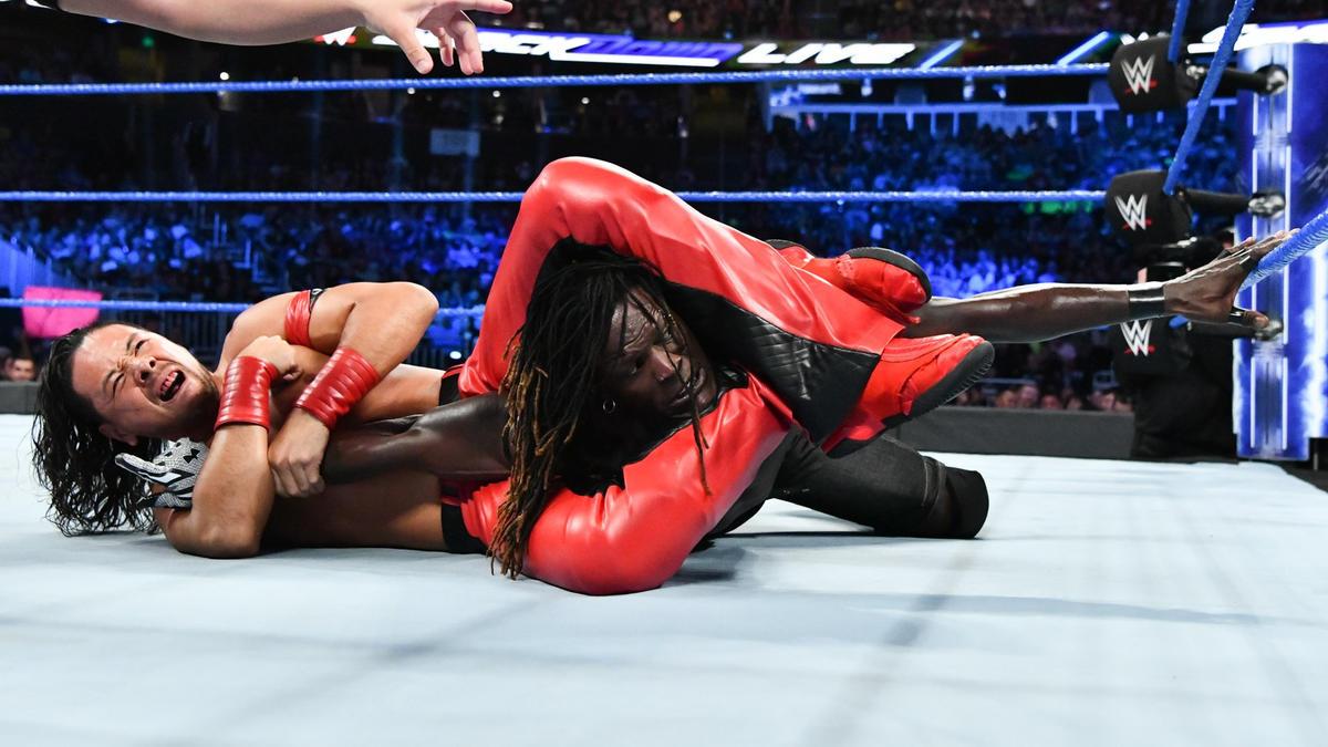 WWE SmackDown LIVE: 07.08.2018