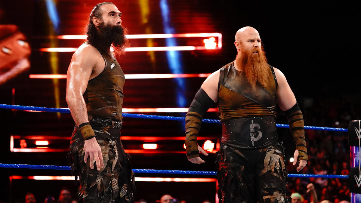 Erick Rowan Posts Emotional Message Over Brodie Lee's Passing