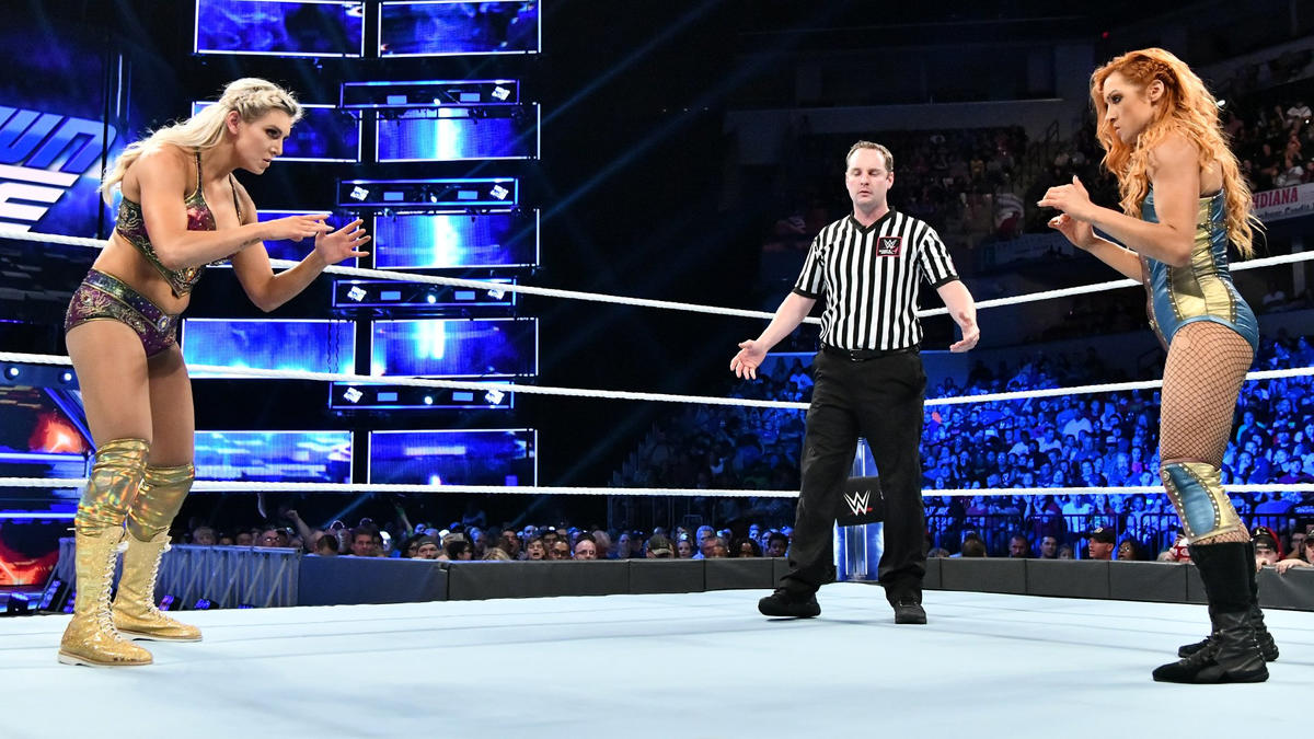 Image result for becky lynch vs charlotte flair