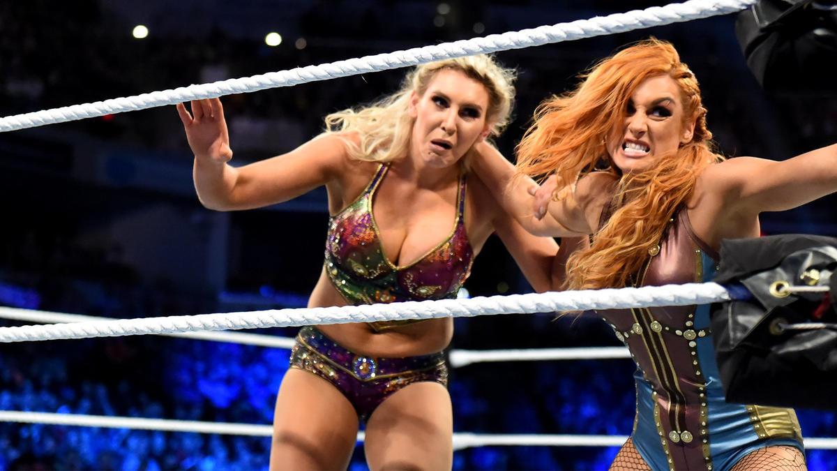 Resultado de imagem para Becky Lynch vs. charlotte
