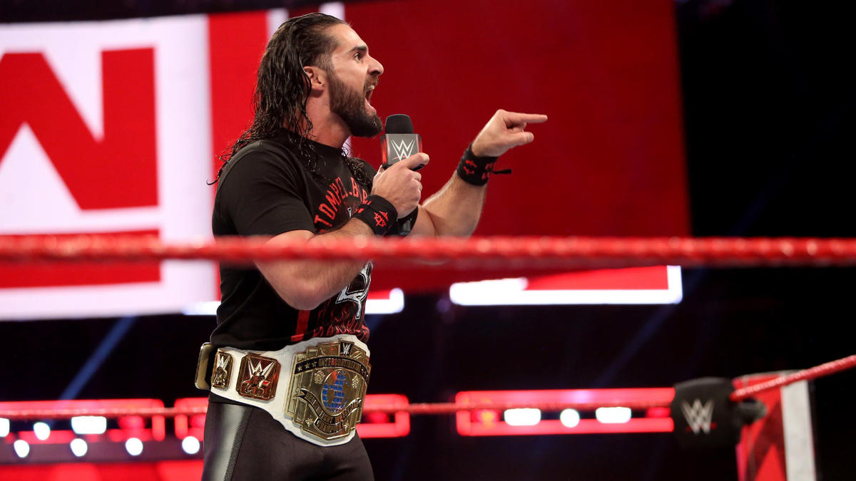 """You know what man? You really are a cold-hearted bastard,"" Rollins says. ""You spat on everything The Shield ever stood for."""
