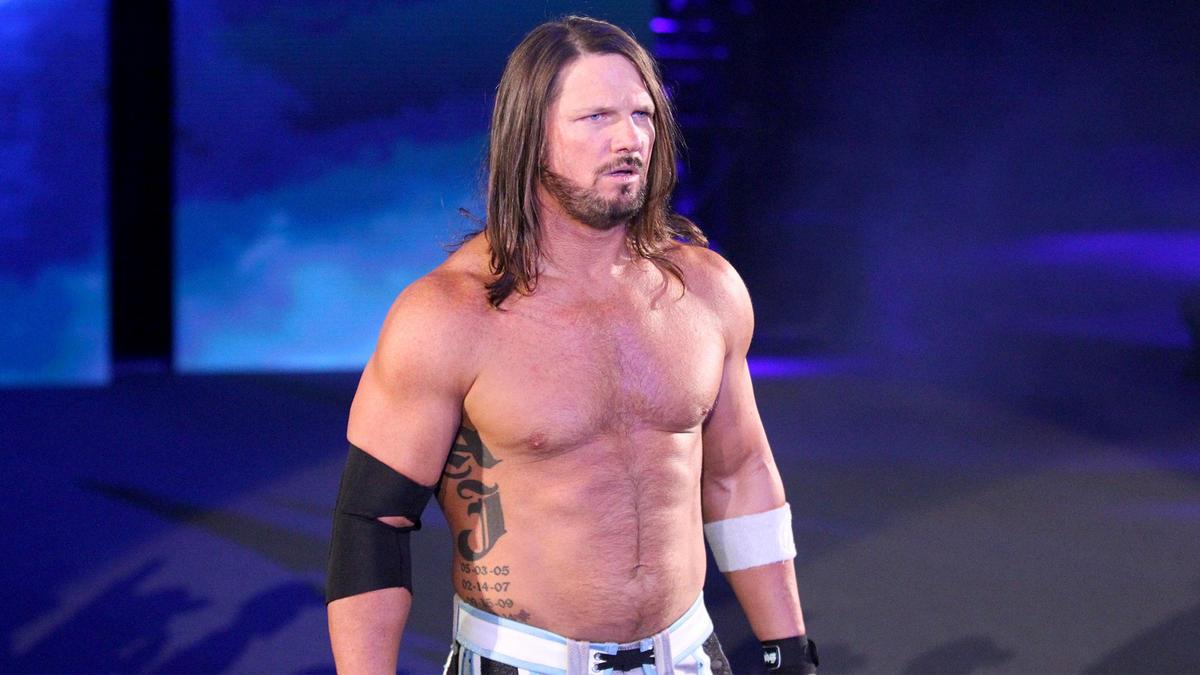 WWE Champion Drew McIntyre Desperately Wants To Face AJ Styles 2
