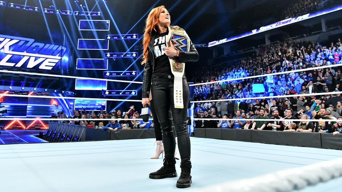 WWE SmackDown LIVE 27.11.2018