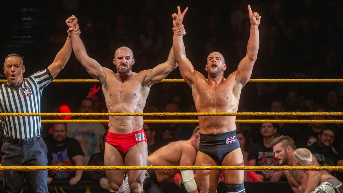 WWE NXT photos: Nov. 28, 2018   WWE