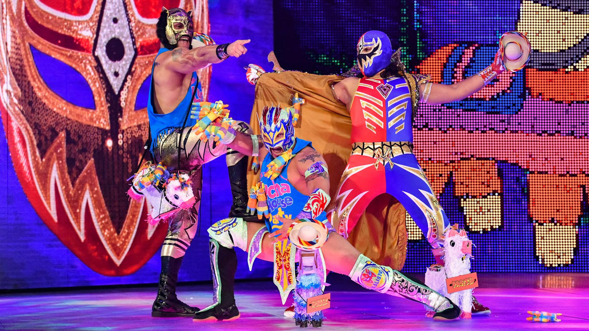 Lucha House Party Splitting Up? Shorty G Staying on Smackdown
