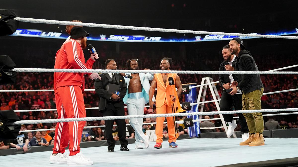 The Usos vs  The Bar – Rap Battle: photos | WWE