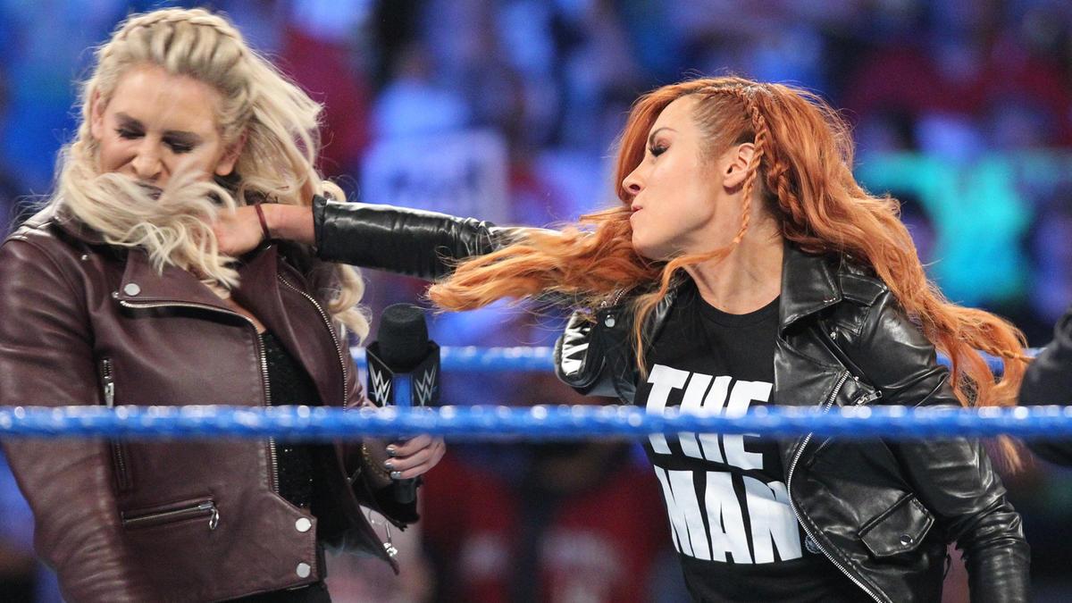WWE SmackDown LIVE: 29.01.2019
